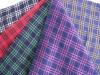 908821fashion lady's plaid T/R fabric