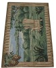 90line wool hand hook carpet