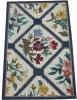 90line wool hand hook rugs