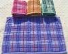 AB yarn scottish style home pillow towel