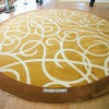 Acrylic Hand tufted Carpet