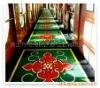 Acrylic handmade cotton back carpet rugs