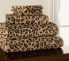 Animal printed bath towel