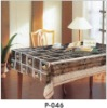 Attractive design of PVC Printed Table Cloth