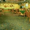 Axminster floral wool carpet