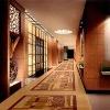 Axminster hotel corridor woollen carpet