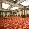 Axminster hotel lobby carpet