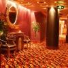 Axminster woven carpet luxury hotel carpet