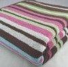 Bath Stripe Towels