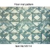 Beautiful PVC Printed Floor mat,Floor Covering