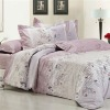 Beautiful floral design bedding sheets