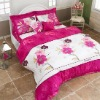 Bedding set 100% Cotton Twill print