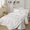 Bedding set, Jacquard & 100% Cotton 60's satin