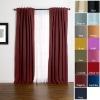 Bedroom Window Blackout Curtain 280cm Width