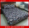 Best Price Printed Imitated Silk Summer Bed Cover