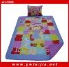 Best price kids cartoon printed quilt sets