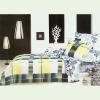 Best selling Polyester Disperse printing 4pcs bedding set