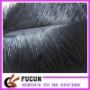 Black Ostrich Feather for decoration