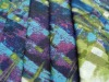 Bleached polyester cotton fabric