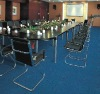 Blue Meeting Room Carpet