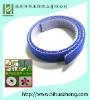 Blue Nylon Back to Back Velcro Straps