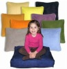 Box Edge Royal Suede Floor Pillows(HZY-C-602)