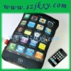 Brand new emulational & creative cell phone pillow/Bolsters for iphone (boxpacking)