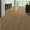 Broadloom hotel loop carpets