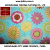 C20*10 40*42 cotton fleece brushed fabric for garment
