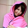 CABREANA DYNA HOT HOODED TOWEL