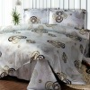 CN printed cotton bedding sheet