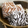 COTTON TERRY JACQUARD TOWEL