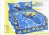 Cartoon Printed Bedding Set(Reactive print)