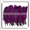 Cheap! 50pcs Purple Duck Down Feather