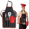 Chef kitchen multifuction apron