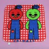 Children Cleaning Face Hand Towel