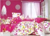 Children bedding set - flower world