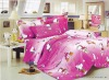 Children bedding set - happy snoopy