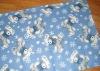 Children's warm fleece blanket