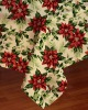 Christmas patten table cloth
