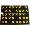 Chromojet Printed Rubber Cut Pile Door Mat/Carpet