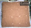 Chunky Knit Cushion Cover
