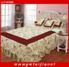 Classic Design Printing And Patchwork Quilt Comforter