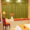 Classic polyester jacquard tab top curtain