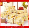 Classics design pigment printed 100%polyester pillow case sets