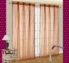 Colorful Sheer Window curtain