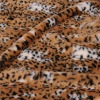 Colorful printed fur Leopaod Artificial Fur