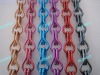 Colourful Aluminum Hook Chain(Curtain, Fly Screen)