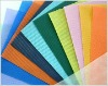 Colourful PP non woven fabric raw material for shopping bag,rice bag