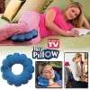 Comfort Twist cushion Total Pillow TM-013 Hot Sale